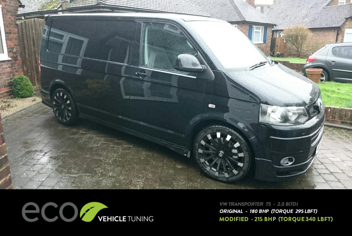 vw transporter t5 2 0 bitdi ecu remap eco vehicle tuning. Black Bedroom Furniture Sets. Home Design Ideas