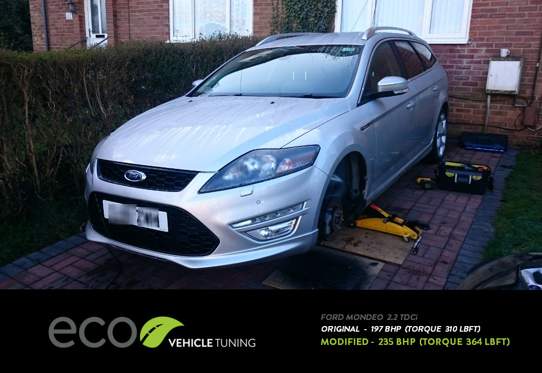 ford mondeo mk4 2 2 tdci ecu remap eco vehicle tuning