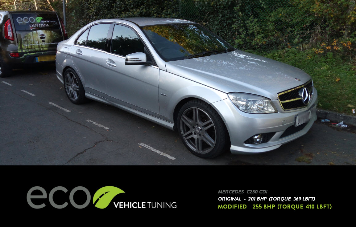 mercedes c250 cdi w204 ecu remap eco vehicle tuning. Black Bedroom Furniture Sets. Home Design Ideas