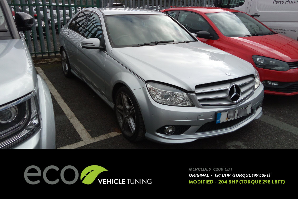 mercedes c200 cdi w204 ecu remap eco vehicle tuning. Black Bedroom Furniture Sets. Home Design Ideas