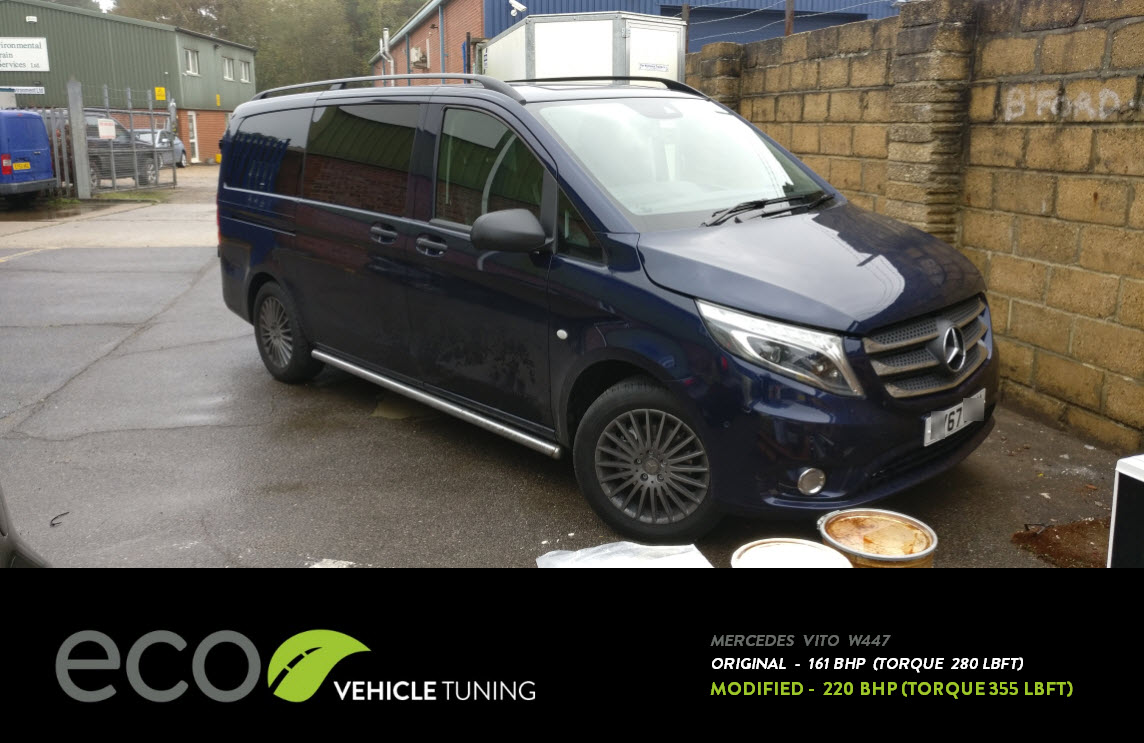 mercedes vito 116 cdi w447 ecu remap eco vehicle tuning. Black Bedroom Furniture Sets. Home Design Ideas
