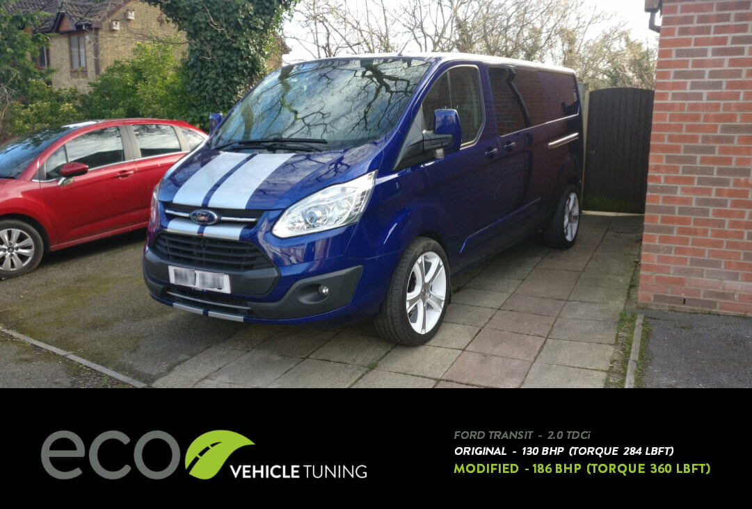 ford transit custom 2 0tdci eu6 ecu remap eco vehicle tuning. Black Bedroom Furniture Sets. Home Design Ideas