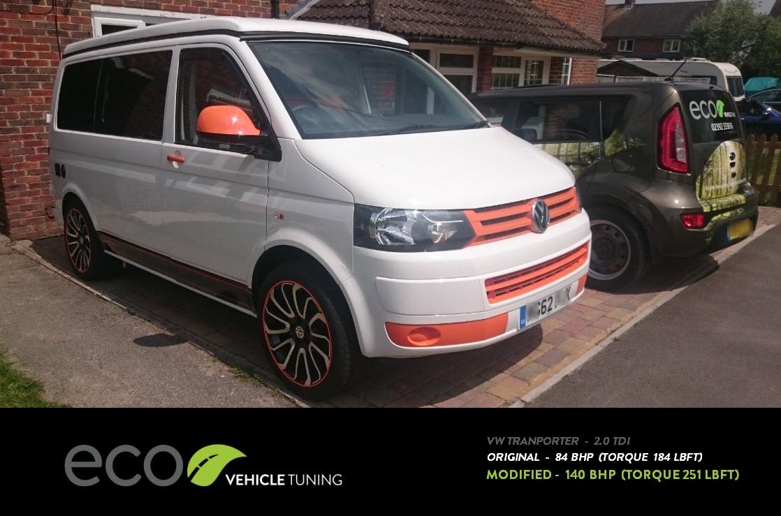 vw transporter t5 2 0 tdi ecu factory remap eco vehicle. Black Bedroom Furniture Sets. Home Design Ideas