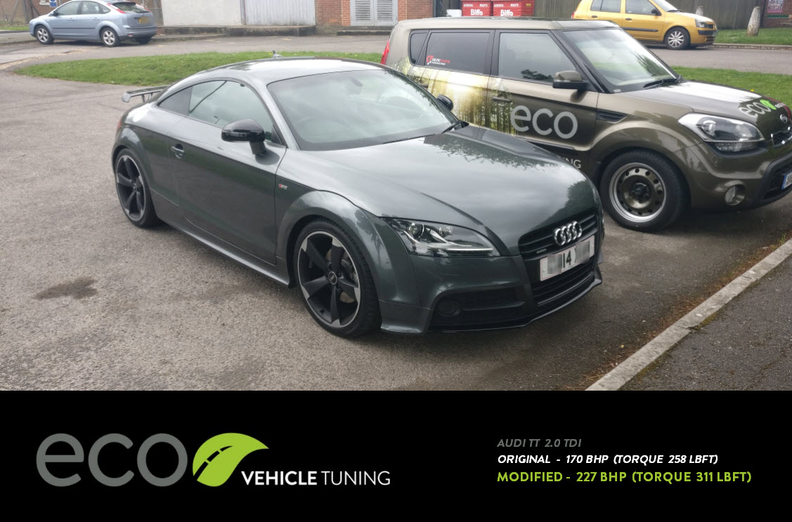 audi tt 2 0 tdi cr ecu remap eco vehicle tuning. Black Bedroom Furniture Sets. Home Design Ideas