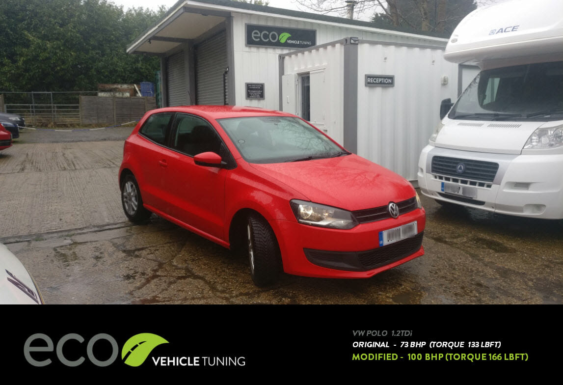 volkswagen polo 1 2tdi ecu remap eco vehicle tuning. Black Bedroom Furniture Sets. Home Design Ideas