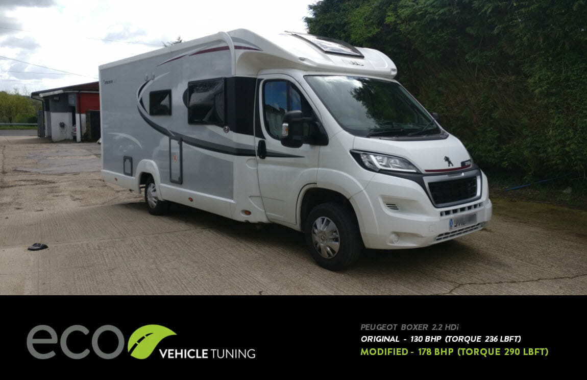 peugeot boxer motorhome 2 2 hdi ecu remap eco vehicle tuning. Black Bedroom Furniture Sets. Home Design Ideas
