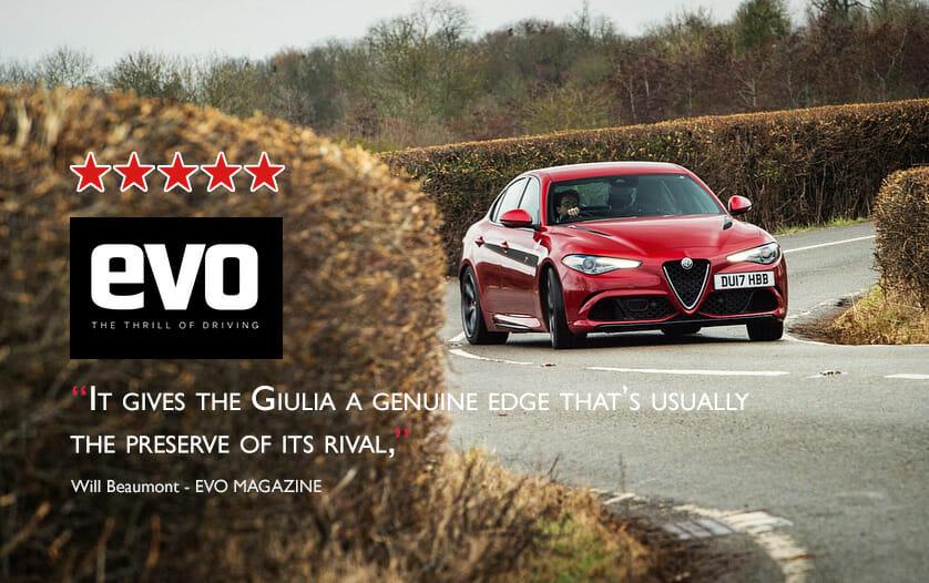 Evo Magazine 5 Star Rating Eco Vehicle Tuning